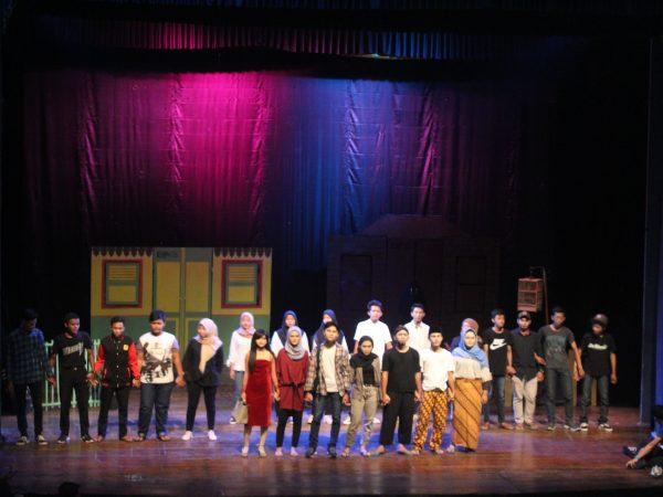Kelompok Teater SMK Trimulia Jakarta